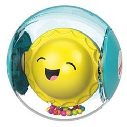 Fisher Price-Hello napsugár csörgő labda