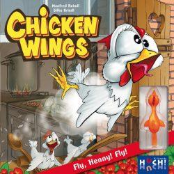 Chicken wings társasjáték