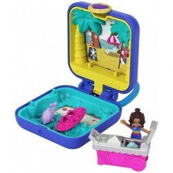 Mattel: Polly Pocket picuri helyszínek - Shani trópusi tengerpartja játékszett GKJ44
