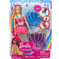 Barbie sellő slime-mal/Barbie slimesellő