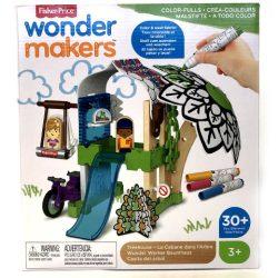 Wonder Makers színezős faházikó