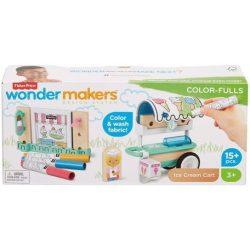 Wonder Makers színezős fagyiskocsi