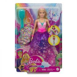 Barbie Dreamtopia átváltozó sellő