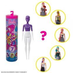 Barbie Color RevealTM meglepetés baba - Divatos színek