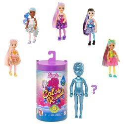 Barbie Color RevealTM Chelsea meglepetés baba -  Csillámvarázs
