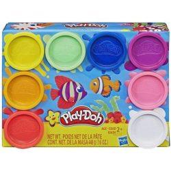Play-Doh 8-as csomag szivárvány