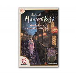 Hanamikoji stratégiai társasjáték