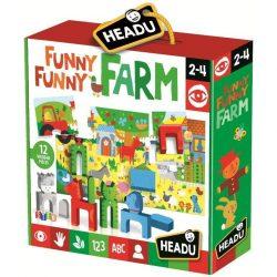 Nagyon vidám farm élet - Funny Funny Farm HEADU