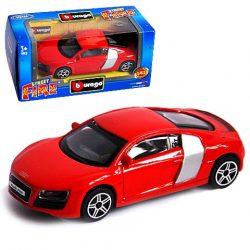 Bburago: Audi R8 kisautó 1/43