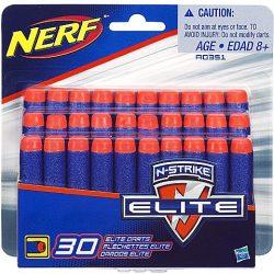 Nerf: NStrike Elite szivacslövedék utántöltő 30db - Hasbro