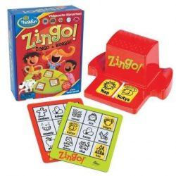 ZINGO társas BINGO
