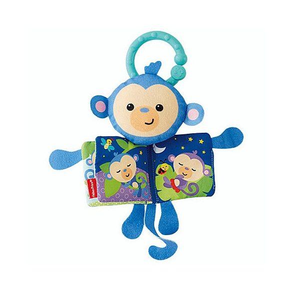 Fisher-Price: Majom pajtás puhakönyvvel - Mattel