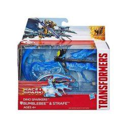 Transformers: Űrdongó & Strafe Dino sparkers figuraszett - Hasbro