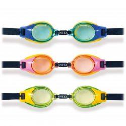 Junior gyermek úszószemüveg 3 változatban - Intex