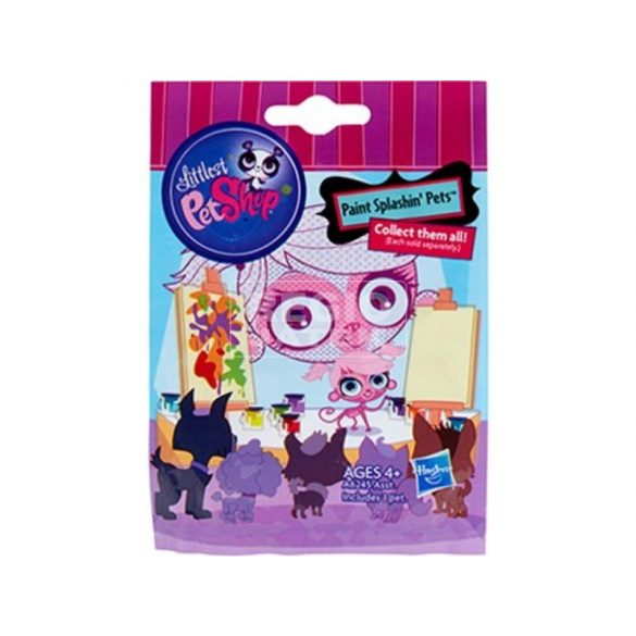 Littlest Pet Shop meglepetéscsomag 1db-os - Hasbro