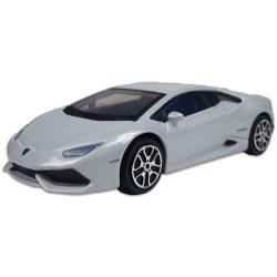 Bburago: Lamborghini Huracán kisautó 1/43 szürke