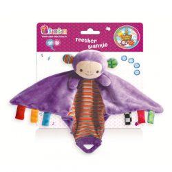 B-Toys: Plüss bébikendő majommal