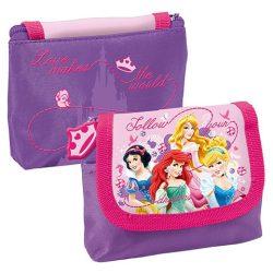 Disney Hercegnők tépőzáras pénztárca