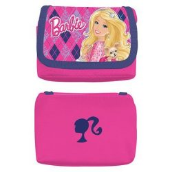 Barbie tépőzáras pénztárca