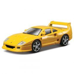 Bburago: Ferrari F40 Competizione fém autómodell 1/64