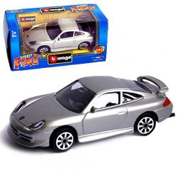 Bburago: Porsche 911 Carrera fém autómodell 1/43
