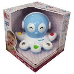 Varázslatos bébipolip - B-toys