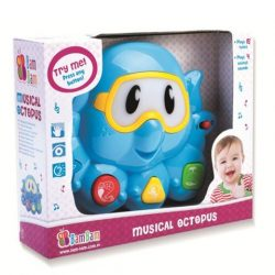 Zenélő polip - B-toys