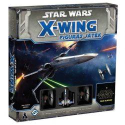 Star Wars X-Wing figurás játék