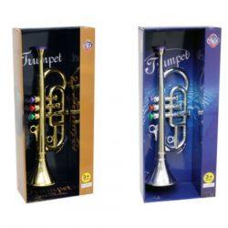 Gyermek trombita 2 változatban