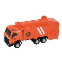 City Truck: Kukásautó teherautó modell 1/64