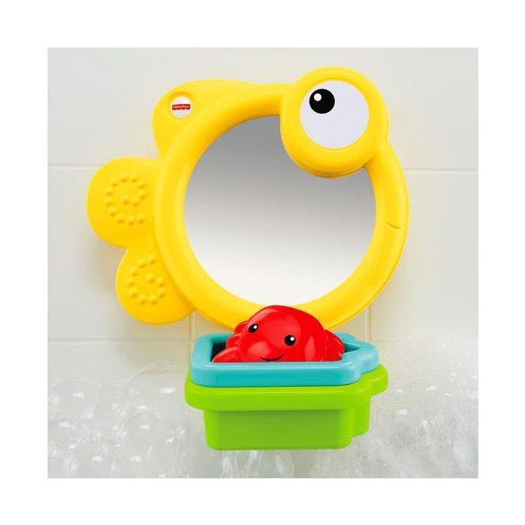 Fisher-Price: Halacskás fürdőtükör - Mattel