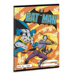 Batman sima füzet A/5-ös méretben