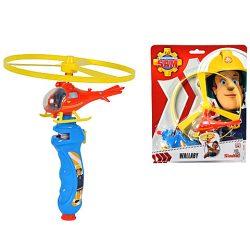 Simba Toys: Sam a tűzoltó Wallaby kilövős helikopter