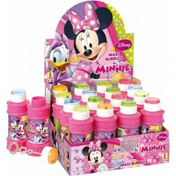Minnie egér buborékfújó 120ml