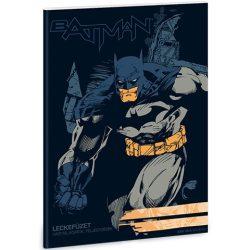 Batman A/5 leckefüzet