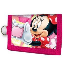 Minnie egér tépőzáras pénztárca