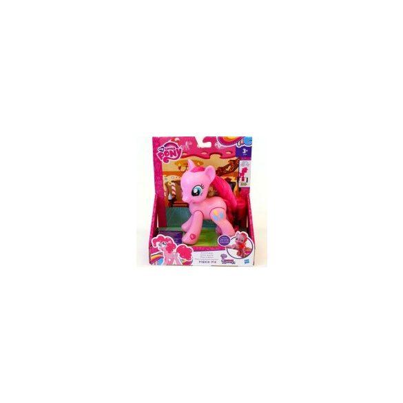 Én kicsi pónim: Equestria Girls Pinkie Pie akciófigura - Hasbro
