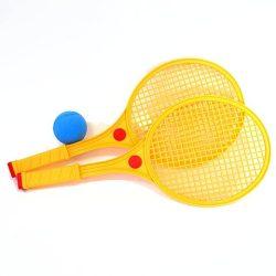 Nagy tenisz szett szivacslabdával