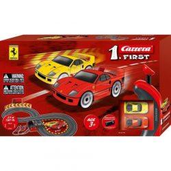 Carrera 1. First Ferrari elemes versenypálya