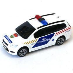 Burago: Magyar rendőrautó