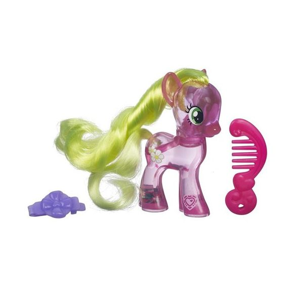 Én kicsi pónim: Cutie Mark Magic Water Flower Wishes póni figura - Hasbro