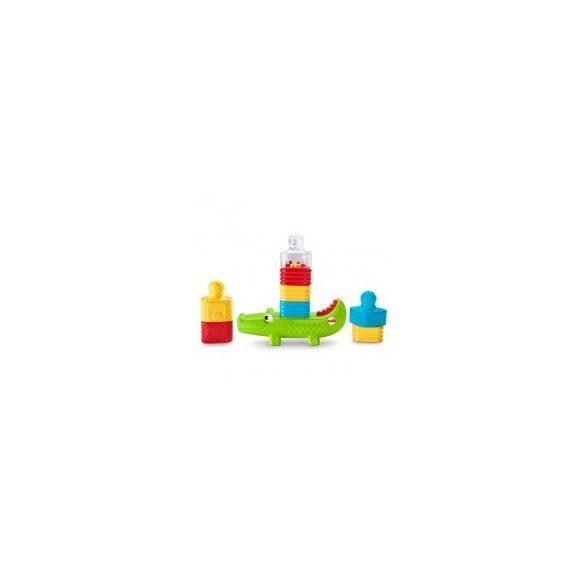 Fisher-Price: Mini építők Dzsungel torony - Mattel