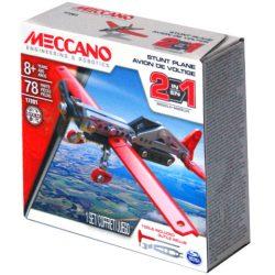 Meccano 2 az1-ben repülő fémépítő szett