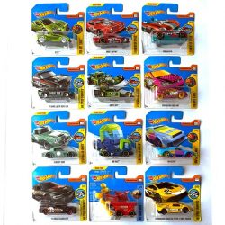 Hot Wheels blisteres kisautó szortiment