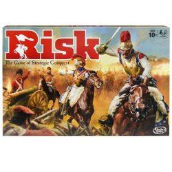 Rizikó - A stratégiai hódítás társasjáték - Hasbro