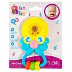 B-Toys: Polip fejlesztő csörgő