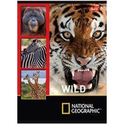 National Geographic vonalas füzet 3.osztály A/5 32 lapos