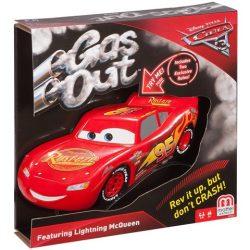 Verdák 3: Villám McQueen Gas out társasjáték