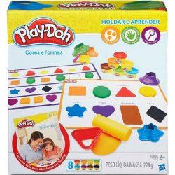 Play-Doh: Színek és formák gyurmaszett - Hasbro