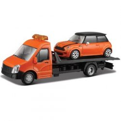 Bburago: Mini Cooper automentőn 1/43
